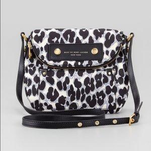 Mark Jacobs Natasha Bag - Leopard Nylon